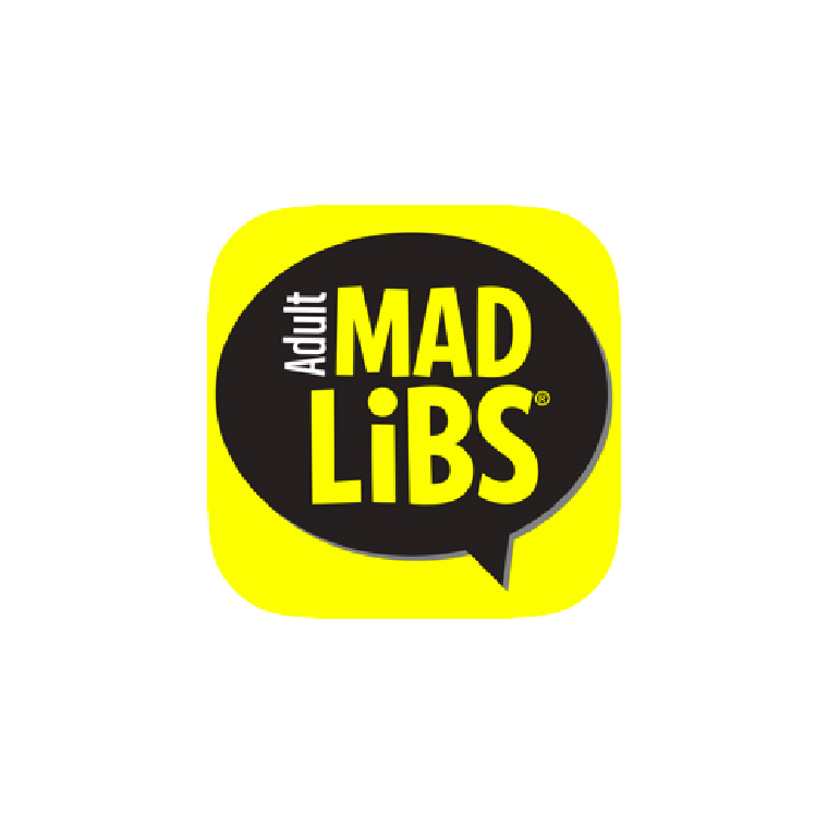Visit Adult Mad Libs project
